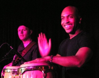 Alistair Isdale, Rafael Ferrer Noel; Pleasure Point Sextet, the Ruby Lounge