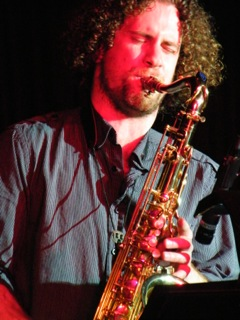 James Tait-Jamieson; Pleasure Point Sextet, the Ruby Lounge